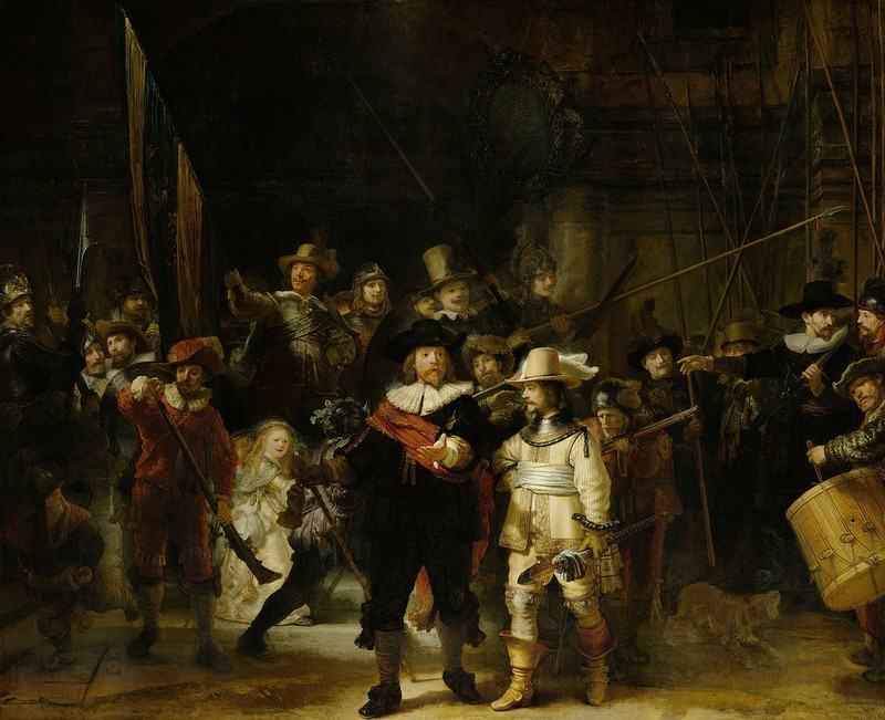 The Night Watch – Rembrandt van Rijin (1642).jpg