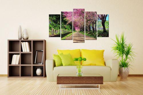 Cách trang trí tranh ảnh trong nhà