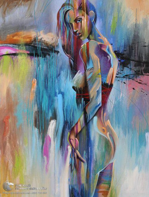 Simbari Oil Paintings